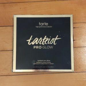 NEW Tarteist Pro Glow highlight+contour palette